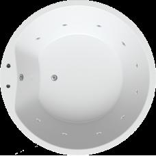 Oviedo 160 met whirlpool systeem 1P